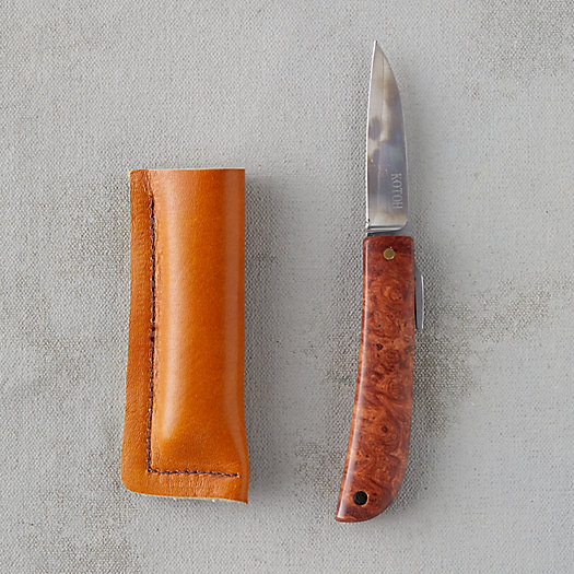 View larger image of Niwaki Quince Folding Knife