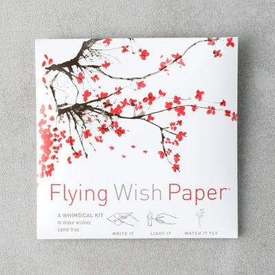 Flying Wish Papers, Cherry Blossoms