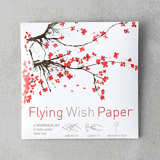 View larger image of Flying Wish Papers, Cherry Blossoms