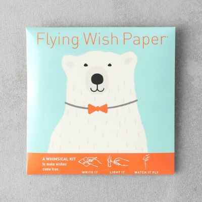 Flying Wish Papers, Polar Bear