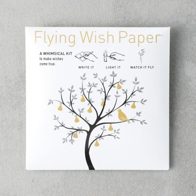 Flying Wish Papers, Partridge in a Pear Tree