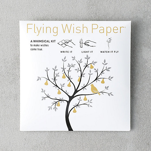 View larger image of Flying Wish Papers, Partridge in a Pear Tree