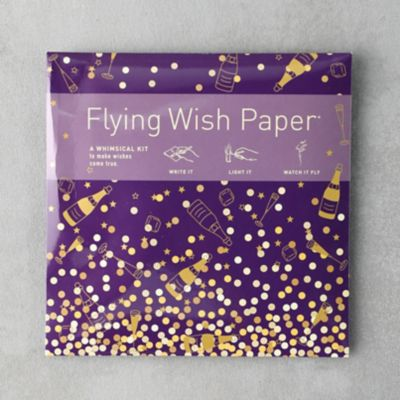 Flying Wish Papers, Champagne Bubbles