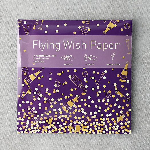 View larger image of Flying Wish Papers, Champagne Bubbles