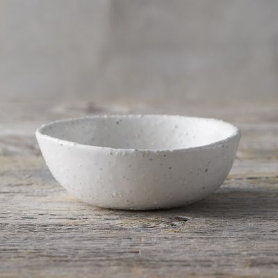 Raw Ceramic Ramekin