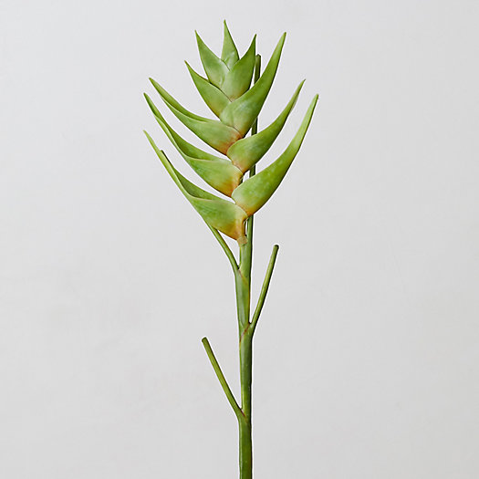 View larger image of Faux Heliconia Stem