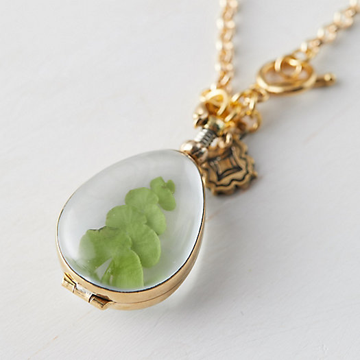 View larger image of Pendant Locket Necklace