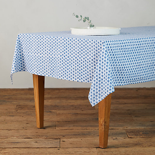 View larger image of Indigo Tree Tablecloth