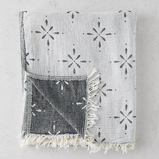 View larger image of Pheobe Turkish Cotton Throw