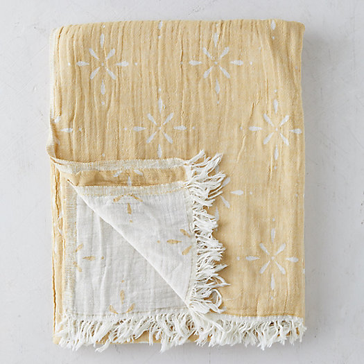 View larger image of Pheobe Turkish Cotton Throw