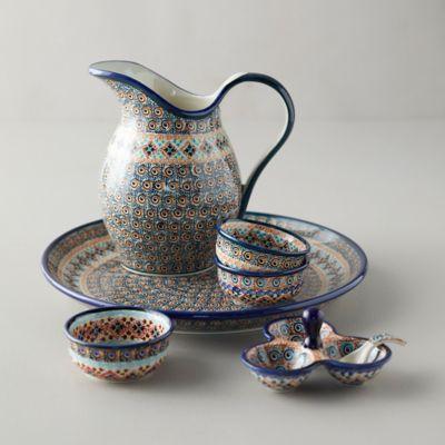 Shop the Collection: Boleslawiec Pottery