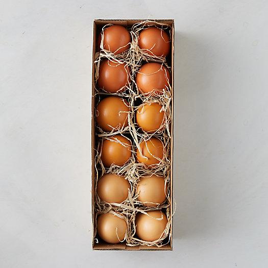 View larger image of Dozen Ombre Painted Eggs