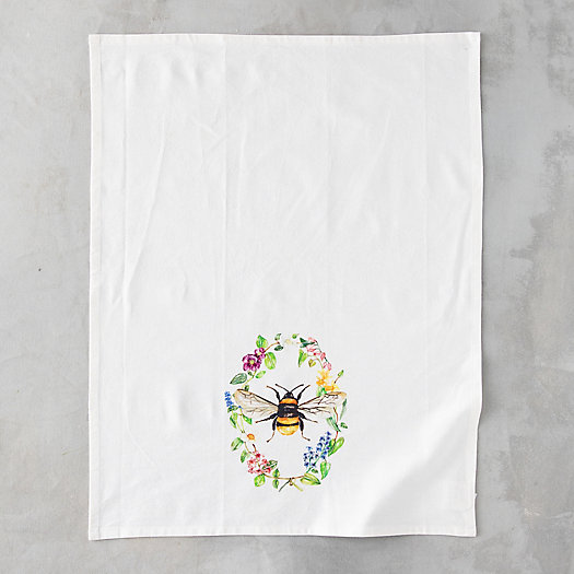 View larger image of Woodland Critter Tea Towel