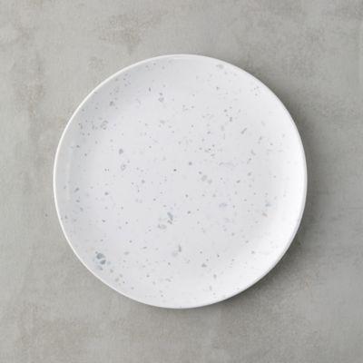 Terrazzo Melamine Dinner Plate