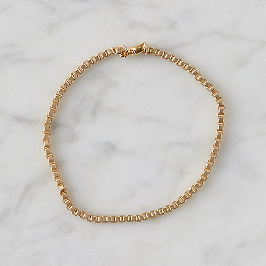 Box Chain Bracelet - Terrain