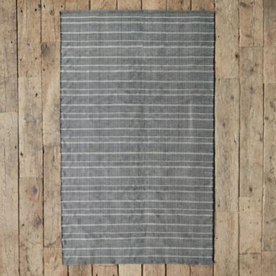 Colorblock Stripe Rug