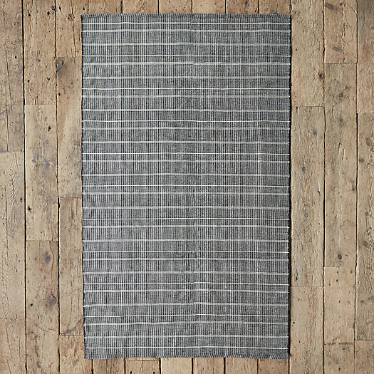View larger image of Colorblock Stripe Rug