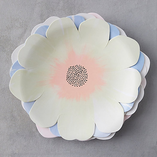 View larger image of Flower Garden Paper Plates