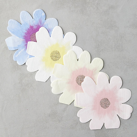 View larger image of Flower Paper Napkins