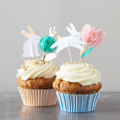 Bunny Cupcake Decorating Kit