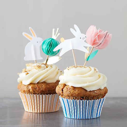 View larger image of Bunny Cupcake Decorating Kit