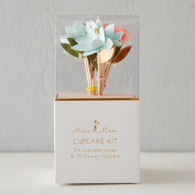 Floral Cupcake Decorating Kit