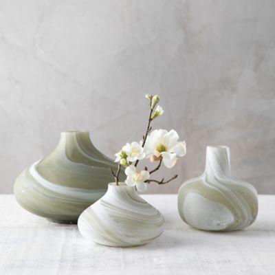 Color Swirl Vase