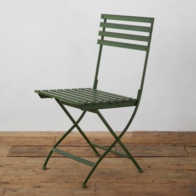 Myrtle Iron Chair
