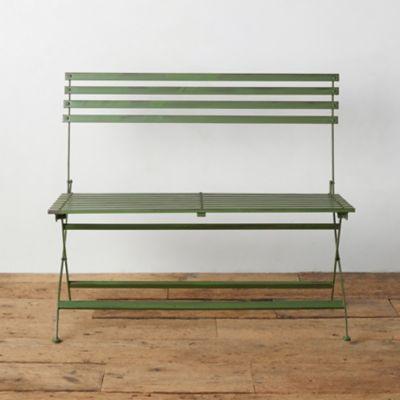 Myrtle Iron Bench