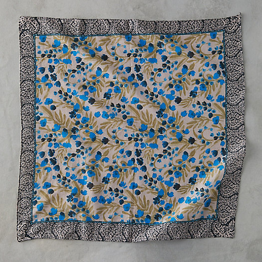 View larger image of Floral Blooms Bandana