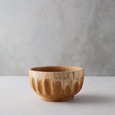Teak Root Serving Bowl, Medium