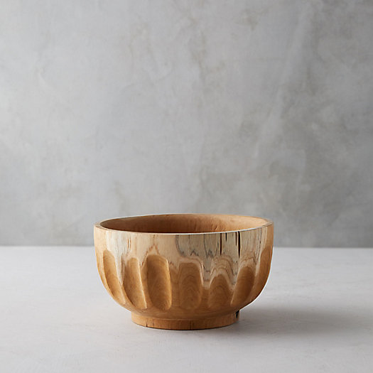 View larger image of Teak Root Serving Bowl, Medium