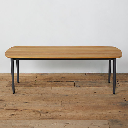View larger image of Harbor Teak Coffee Table