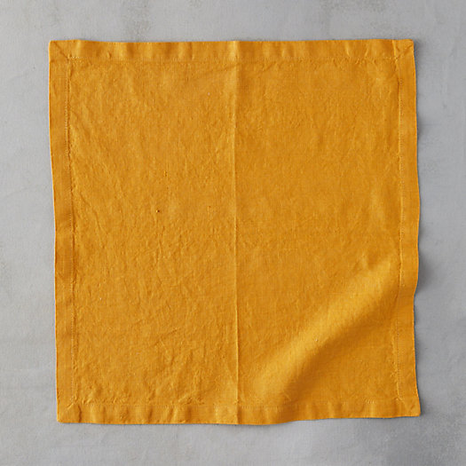 View larger image of Lithuanian Linen Napkin Set
