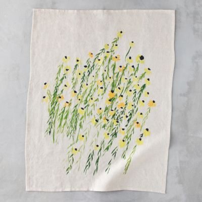 Spring Meadow Tea Towel