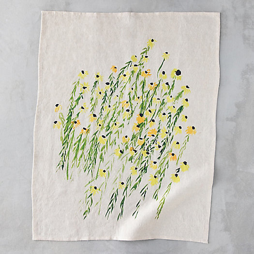 View larger image of Spring Meadow Tea Towel