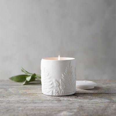 Cottage Greenhouse Candle, Himalayan Salt + Rosewood