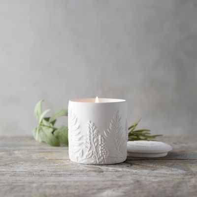 Cottage Greenhouse Candle, Rosemary + Mint