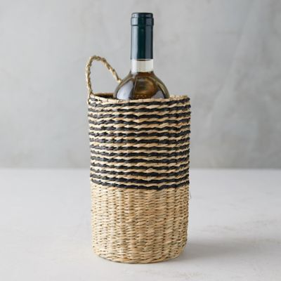 Seagrass Wine Carrier