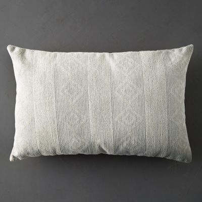Dove Diamond Outdoor Pillow