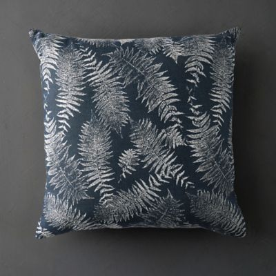 Forest Ferns Outdoor Pillow