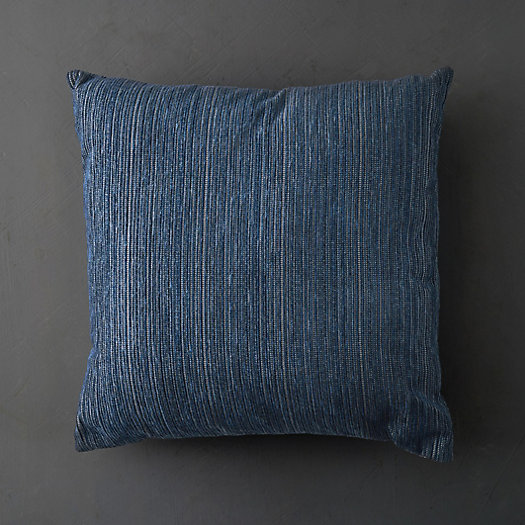 View larger image of Midnight Blue Outdoor Pillow