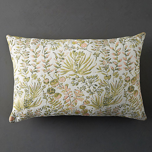 View larger image of Wild Botanical Outdoor Pillow