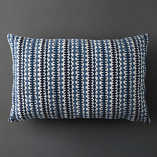 View larger image of Zippy Stripe Outdoor Pillow
