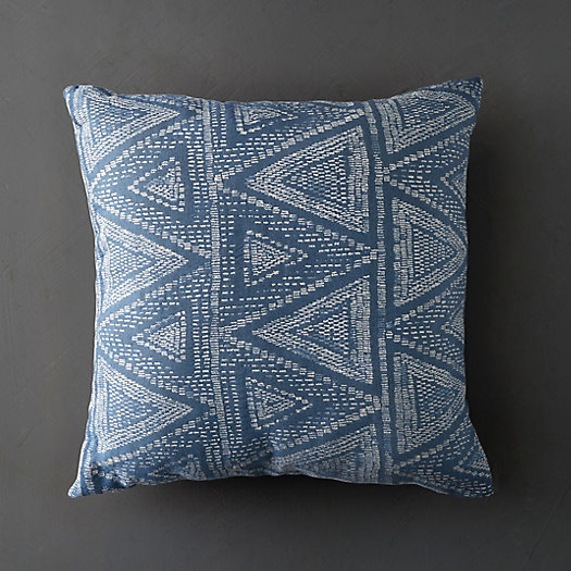 View larger image of Blue Diamond Outdoor Pillow