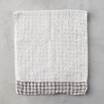 Linen Hand Towel, Gingham