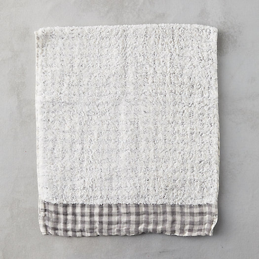 View larger image of Linen Hand Towel, Gingham