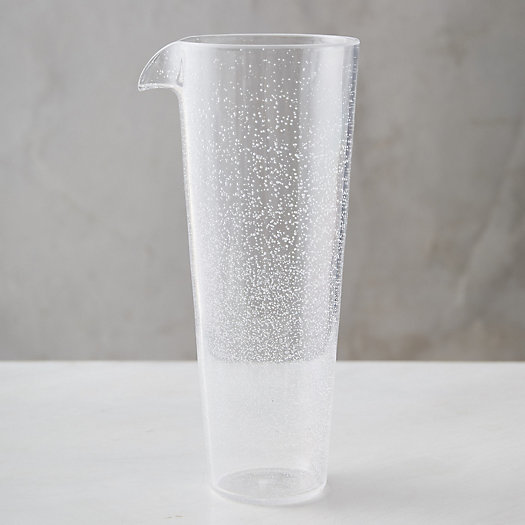 View larger image of Acrylic Bubble Pitcher