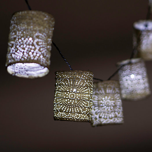 View larger image of Solar Lantern Light String