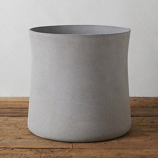 View larger image of Fiber Cylinder Planter
